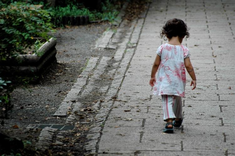 walking-it-alone