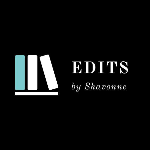 Edits by Shavonne